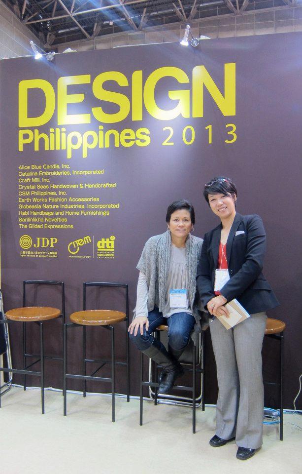 Design Philippines 2013-Tokyo International Gift Show Spring-2