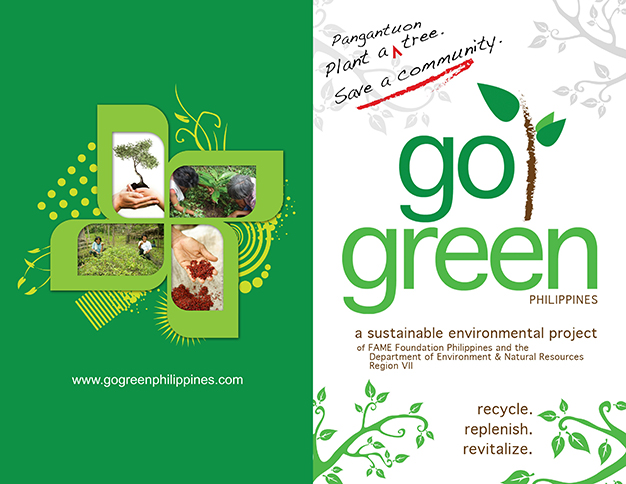 Go-green-project-philippines